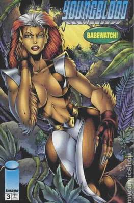Youngblood (1995 Variant Covers) (Comic Book) #3.1