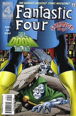 Fantastic Four Vol. 1 (1961-1996) (saddle-stitched) #409