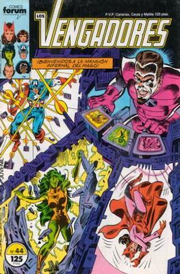 Los Vengadores Vol. 1 (1983-1994) #44