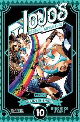JoJo's Bizarre Adventure - Part VI: Stone Ocean #10