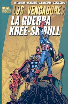 Marvel Gold. Los Vengadores: La Guerra Kree-Skrull