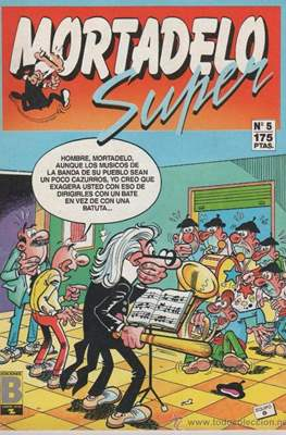 Super Mortadelo (Grapa, 52 páginas (1987)) #5