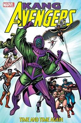 The Avengers: Kang - Time and Time Again