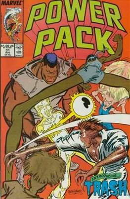 Power Pack (1984-1991; 2017) (Grapa) #31