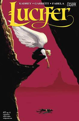Lucifer Vol 2 (Comic Book) #17