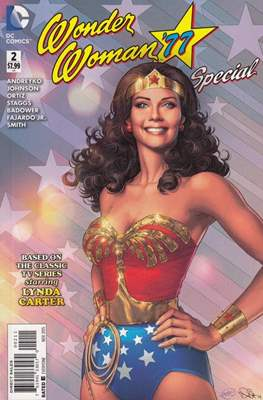 Wonder Woman'77 Special (2015-2016) (Comic Book) #2