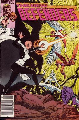 The Defenders vol.1 (1972-1986) (Comic Book 32 pp) #143