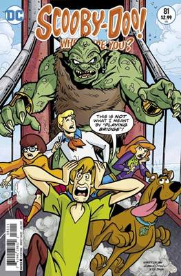 Scooby-Doo! Where Are You? (Comic Book) #81