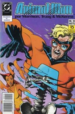Animal Man (1989-1991) (Grapa 24 pp) #10