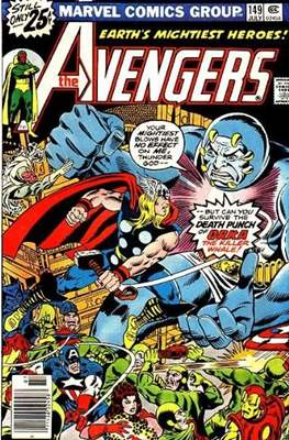 The Avengers Vol. 1 (1963-1996) (Comic Book) #149