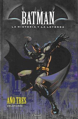 Batman. La Historia y La Leyenda #8