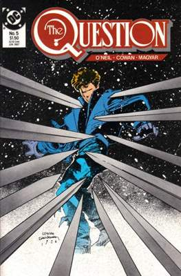 The Question Vol. 1 (Comic-book.) #5