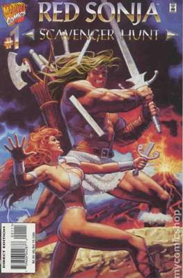 Red Sonja: Scavenger Hunt (1995)