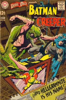 The Brave and the Bold Vol. 1 (1955-1983) (Comic Book) #80