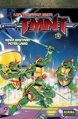 TMNT. Las Tortugas Ninja (Rústica) #1