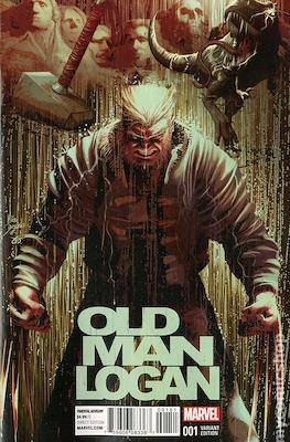 Old Man Logan Vol. 2 (2016-2018 Variant Cover)