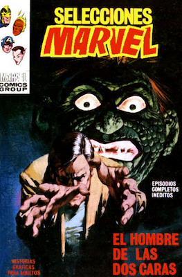 Selecciones Marvel (1970-1972) (Rústica 132 pp) #21