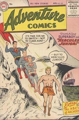 New Comics / New Adventure Comics / Adventure Comics (1935-1983 ; 2009-2011) (Comic Book) #223