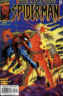 The Amazing Spider-Man Vol. 2 (1999-2014) (Comic-Book) #23