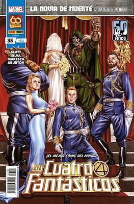 Los 4 Fantásticos / Los Cuatro Fantásticos Vol. 7 (2008-) (Grapa 24-48 pp) #135/35