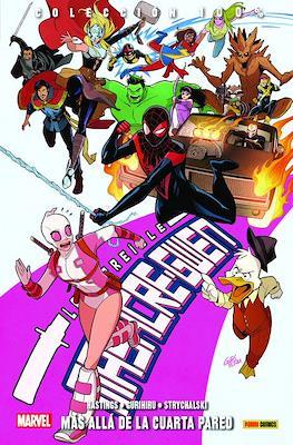 La Increíble Masacre-Gwen. 100% Marvel (Rústica con solapas) #4