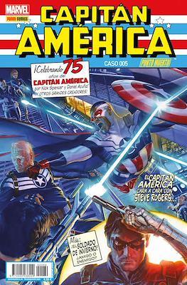 Capitán América Vol. 8 (2011-) (Grapa) #69