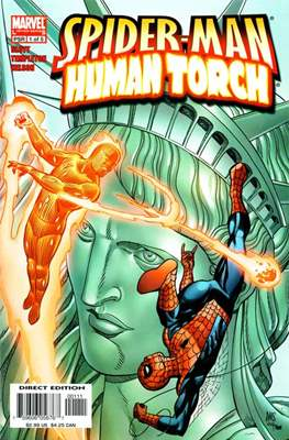 Spider-Man / The Human Torch (Comic Book) #1