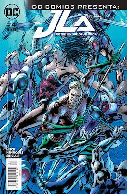 Justice League of America (Grapa) #4