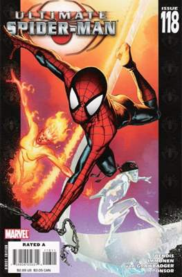 Ultimate Spider-Man (2000-2009; 2011) (Comic-Book) #118