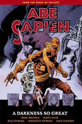 Abe Sapien (Softcover) #6
