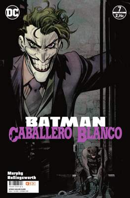 Batman: Caballero Blanco (Grapa 32 pp) #7