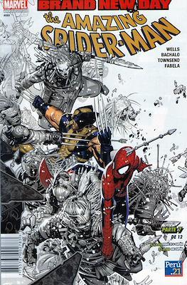 The Amazing Spider-Man (Grapas) #555