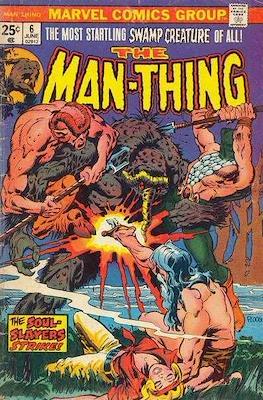 The Man-Thing Vol. 1 (1974-1975) (Comic Book) #6