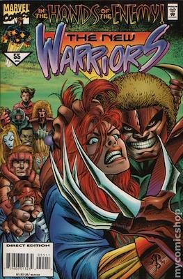 The New Warriors (Comic-Book) #55