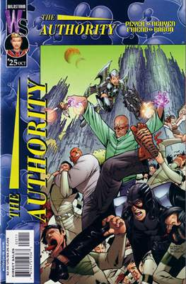 The Authority Vol. 1 (Comic Book) #25