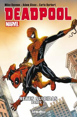 Deadpool. Reyes suicidas #2