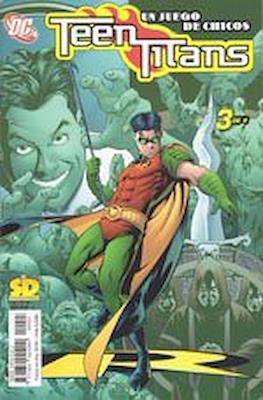 Teen Titans Un Juego de Chicos (grapa) #3