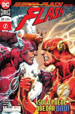 Flash. Nuevo Universo DC / Renacimiento (Rústica / Grapa.) #38/24