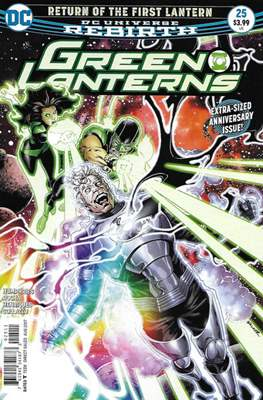 Green Lanterns Vol. 1 (2016-2018) (Comic-book) #25