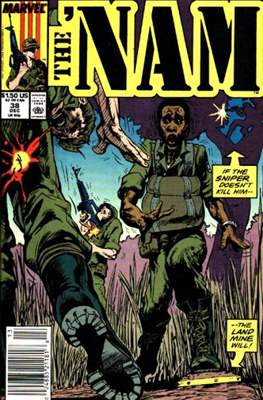 The 'Nam Vol 1 (Comic-book.) #38