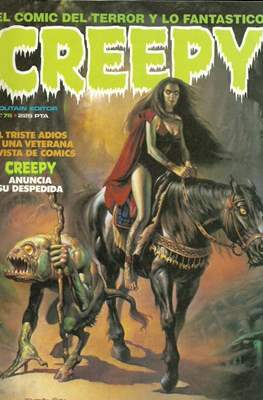 Creepy (Grapa, 1979) #78