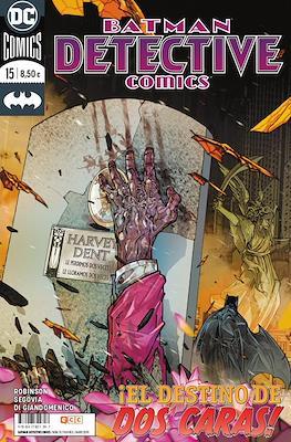 Batman: Detective Comics. Renacimiento (Rústica 72 pp) #15