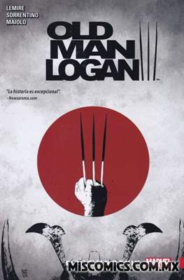 Old Man Logan (Rústica) #3