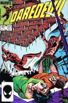 Daredevil Vol. 1 (1964-1998) (Comic Book) #211
