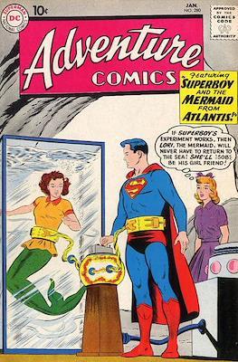 New Comics / New Adventure Comics / Adventure Comics (1935-1983 ; 2009-2011) #280