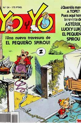 Yo y Yo (Grapa) #24