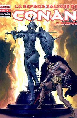 La Espada Salvaje de Conan el Bárbaro. Edición coleccionistas (Rústica 64 pp) #44