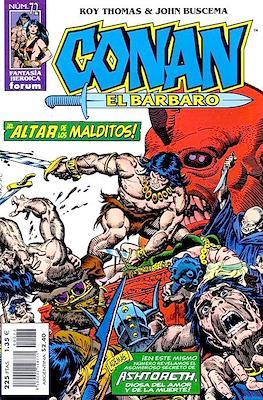 Conan el Bárbaro (1998-2001) (Grapa 24 pp) #72