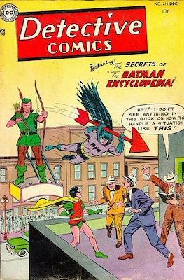 Detective Comics Vol. 1 (1937-2011; 2016-) (Comic Book) #214