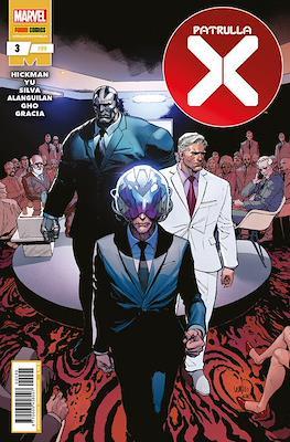 Patrulla-X (2020-) (Grapa) #3